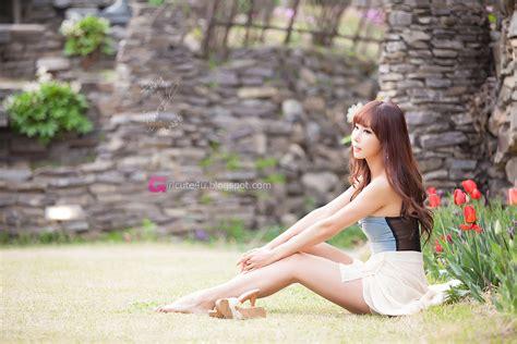 Xxx Nude Girls Cheon Bo Young Outdoor