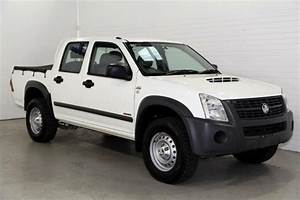 Holden Rodeo    Holden Colorado    Isuzu D-max