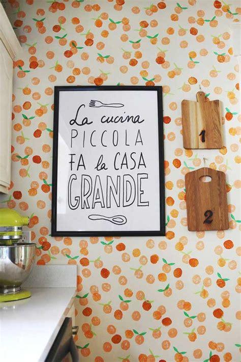 decor ideas    kitchen wall