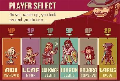 Select Player Pixel Deviantart Pixels Characters Character