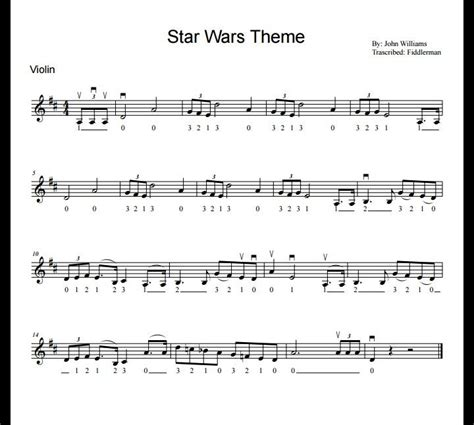 We review every single score that is available on our platform, to make sure you only get flawless music to play. Pin by Frene on Music   Star wars theme, Sheet music, Music
