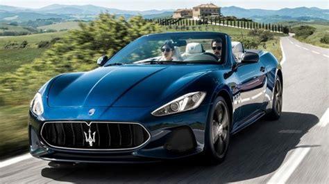 Maserati Grancabrio 2019 2019 maserati granturismo introducing