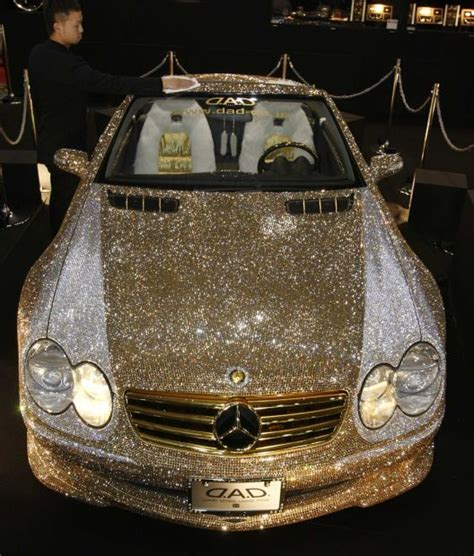 gold glitter car gold and silver bling car all that bling pinterest