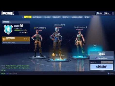 login failed glitch fix fortnite battle royale youtube