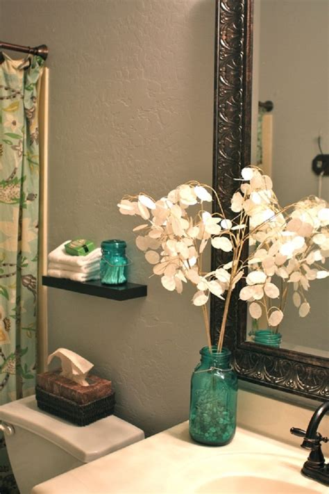 decor bathroom ideas 7 diy practical and decorative bathroom ideas
