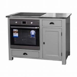 Meuble Plaque De Cuisson : meuble four et plaque dans meuble achetez au meilleur prix ~ Premium-room.com Idées de Décoration