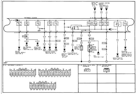 Need The Wiring Diagram For Mazda Millenia