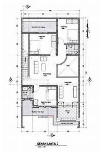 Desain Rumah Dan Ruang Usaha (Ruko/Rukan) 2 Lantai PT