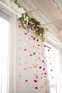 Best ideas about flower wall decor on diy