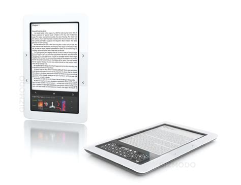 Barnes & Noble Unveils Kindle-killing, Dual-screen 'nook