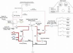 Hellroaring Battery Isolator    Combiners