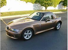 Find used 2001 BMW Z3 Roadster low miles 70k hardtop 5spd