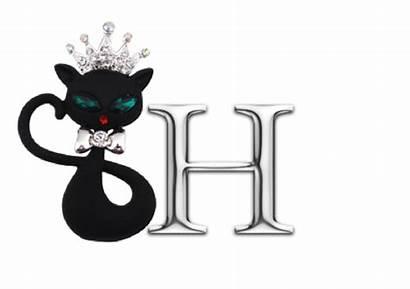 Buchstaben Lettern Alphabet Buffay Phoebe Juwelen Katzenpension