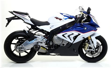 Modification Bmw S 1000 Rr by Competition Evo System Exhaust By Arrow Bmw