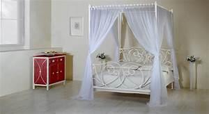 Betten 140x200 Weiß : himmelbett wei 140x200 bestseller shop f r m bel und einrichtungen ~ Eleganceandgraceweddings.com Haus und Dekorationen