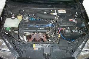 Ford Focus 2001 Engine Diagram