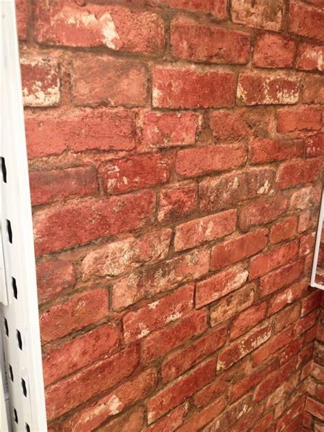 bq brick wallpaper ideas   house pinterest