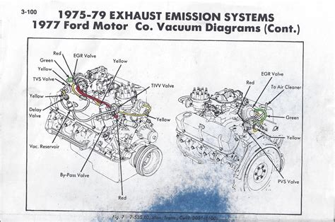 1975 F100 302 Engine Diagram by Parts Diagram 1978 F150 Ranger 302ci Air Cleaner Duct
