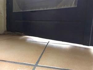 Barre De Porte D Entrée : reparation bas de porte entr e ~ Premium-room.com Idées de Décoration