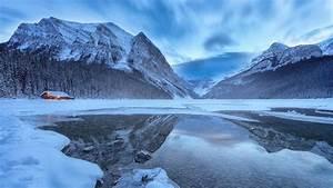 Lake Louise In Winter HD Wallpaper Wallpaper Studio 10