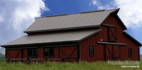 Barn With Black Trim by Metal Barn Siding Trim Search Sheep Barn In