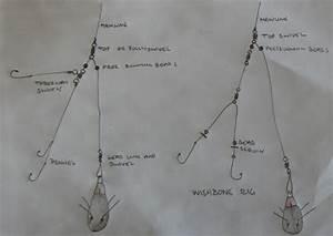 Freshwater Fishing Rigs Diagrams