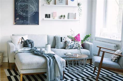 wohnzimmer ideen zum einrichten schoener wohnen