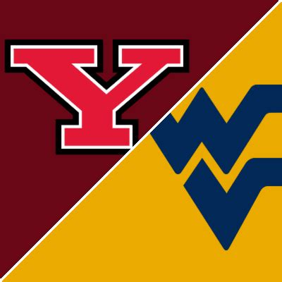 youngstown state  west virginia game summary