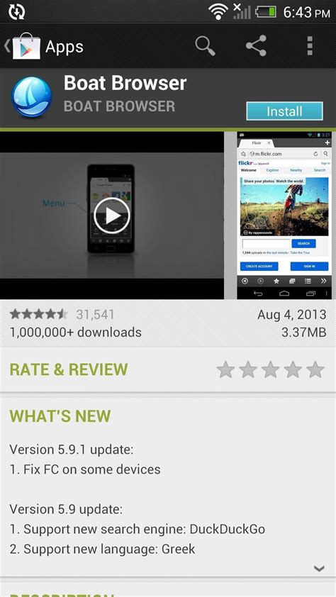Boat Browser Flash by How To Install Adobe Flash Player On Your Htc One To Play