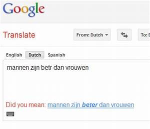 Google Translate gebruikt autocomplete feature – Navin Poeran