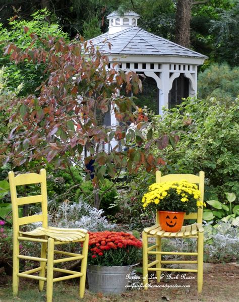 Fall Decorating At Our Fairfield Home & Garden Our