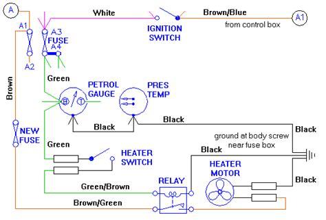 Installing Heater Motor Relay