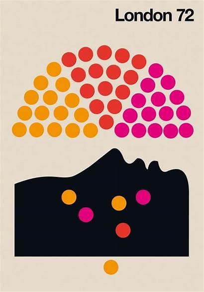 Poster Bo Lundberg London Posters Graphics Graphic