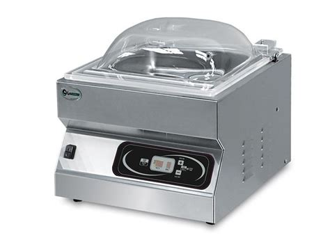 cloche de cuisine machine sous vide professionnelle prestige digitale 300