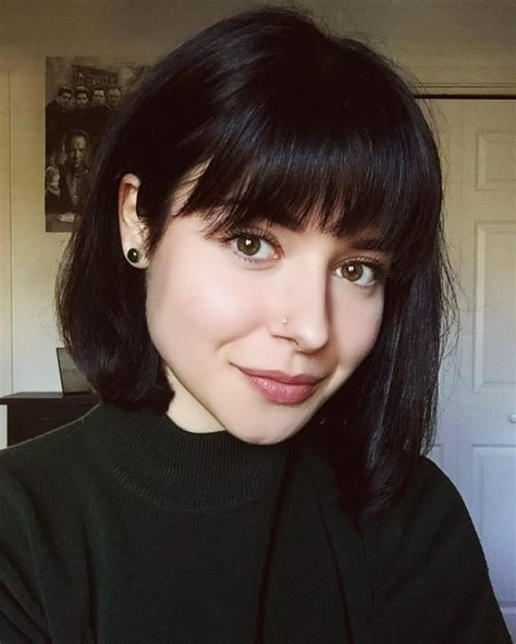 HD wallpapers hairstyles with bangs and long hair