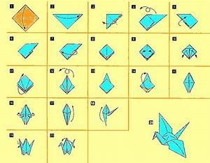 Comment Faire Un Oiseau En Papier : tuto origami facile cygne ~ Melissatoandfro.com Idées de Décoration