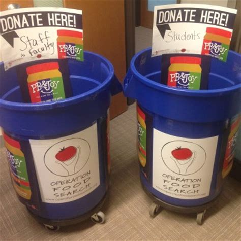 food drive healthy competition olin blogolin blog