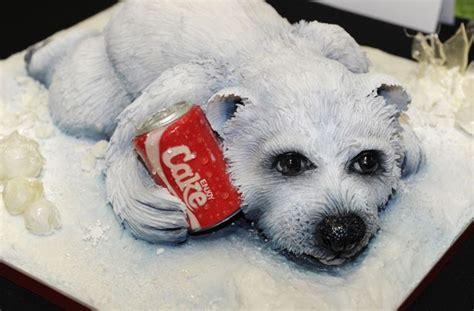 cake polar bear cake goodtoknow