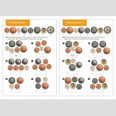 Counting Coins Maths Worksheets  Free Early Years & Primary Teaching Resources (eyfs & Ks1