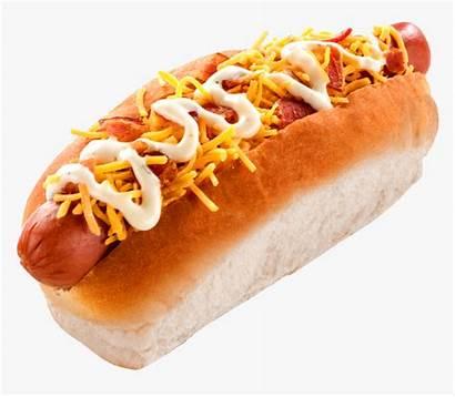 Dog Bun Sausage Transparent Chili Dogs Dish