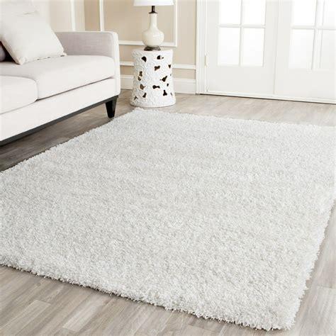 safavieh shag white area rug reviews wayfair