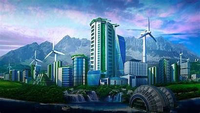 Cities Skylines Microsoft Dlc Pick Wallpapers Building
