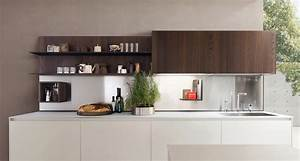 20, Awesome, White, And, Wood, Kitchen, Design, Ideas