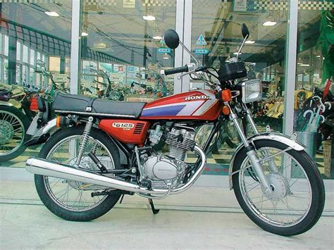 [group] Honda Cg125