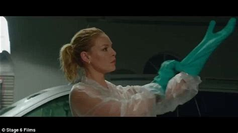 Katherine Heigl Strips Down To Her Underwear In Home Sweet Hell Trailer Daily Mail Online