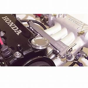 Edelbrock Performer X Intake Manifold Fits D16z6  D15b7 Sohc   Comes In Natural Finish
