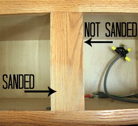 Kitchen Remodel Ideas With Oak Cabinets - sanding cabinets with captivating tip how to stain kitchen cabinets without sanding gougleri com