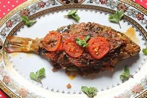 YUMMY TUMMYIndian Baked Whole Fish Recipe / Baked Masala