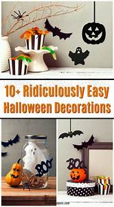 Cheap, And, Easy, Diy, Halloween, Decorations, Ideas, For, Inside, And, Outside