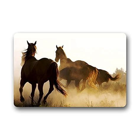 horse doormats kritters   mailbox horse doormat